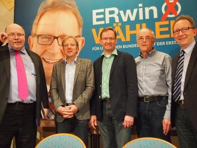 Erwin Rüddel,  Peter Altmaier