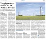 Repowering Oberdreisbach Westerwälder Zeitung